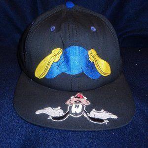 Disney Vintage Goofy Upside Down Cap